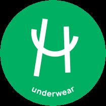 Hamppy Logo Round H Green